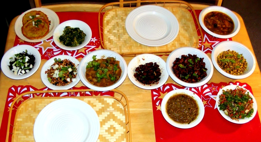 newa cuisine