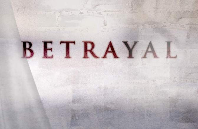 John Eldredge on Betrayal